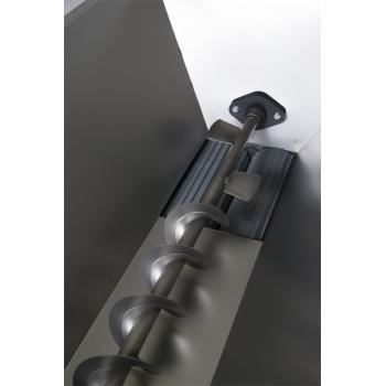 Dezciorchinător cu zdrobitor, cuvă inox (900 x 500 mm) - motor 220 V, 1 CP, capacitate maximă 1.500 kg/oră #2