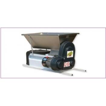 Dezciorchinător cu zdrobitor, cuvă inox (900 x 500 mm) - motor 220 V, 1 CP, capacitate maximă 1.500 kg/oră #3