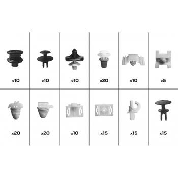 Set de cleme auto pentru audi neo tools #2