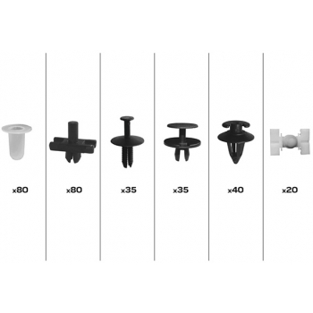 Set de cleme auto pentru bmw neo tools #2