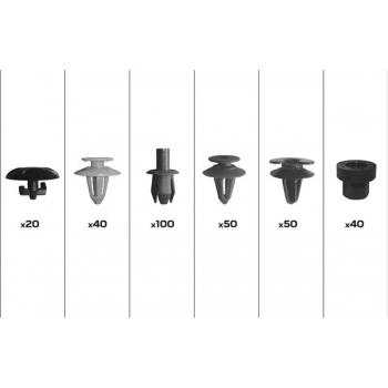 Set de cleme auto pentru opel neo tools #2