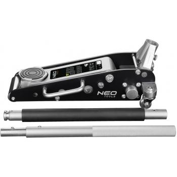 Cric hidraulic tip crocodil 1,25 tone al neo tools