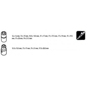Set freze pentru curatat injectoare diesel neo tools #2
