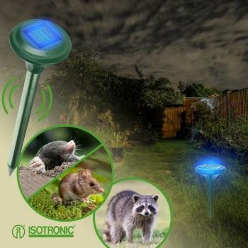 Dispozitiv Solar anti daunatori 3 in 1 Hawk II #2
