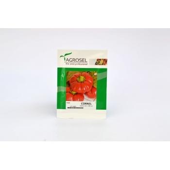 Semințe ardei gogoșar Cornel - 2000 SEM, AGROSEL