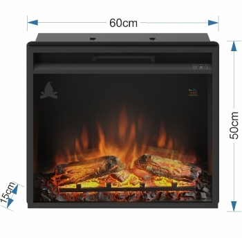 FOCAR ELECTRIC PowerFlame 23 inch #2