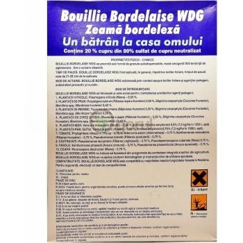 FUNGICID BOUILLIE BORDELAISE WDG-ZEAMA BORDOLEZA(0.5KG) CEREXAGRI