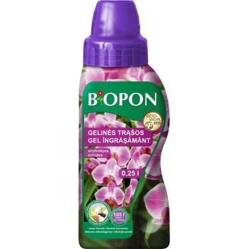 Biopon gel orhidee 0.25l
