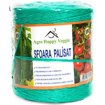 Bobina palisat pt legume in sere/solarii 1kg Nou