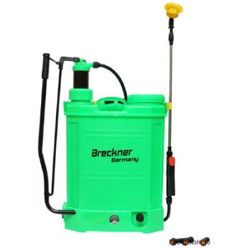 Pompă de stropit manuala si electrica Breckner, 16L - Hecht
