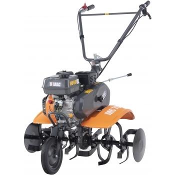 Motocultor MC700 O-MAC CU PLUG, RARITA, PRASITOARE, ROTI DE METAL/CAUCIUC SI FREZE