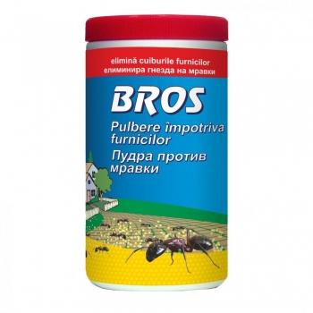 Pulbere impotriva furnicilor, 250 grame, Bros