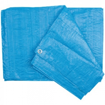 Prelata impermeabila antimucegai, culoare albastru, lungime 3 metri, latime 5 metri, Evotools