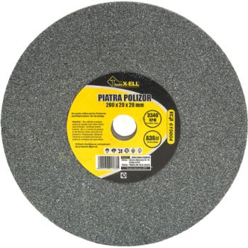 Piatra de polizor(gri)(150x20 mm), granulatie 60, Honest