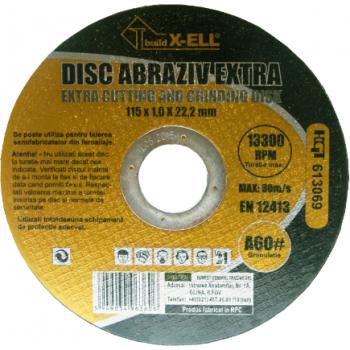 Disc abraziv A60 extra(125*1 mm), Honest