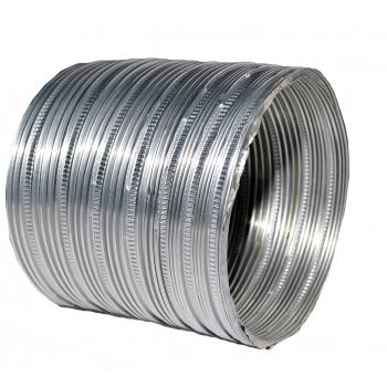 Tub flexibil din aluminiu(120 mm), Honest #2
