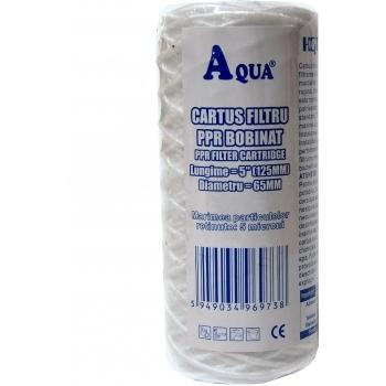 Cartus filtru PPR bobinat aqua(5 inch), Honest