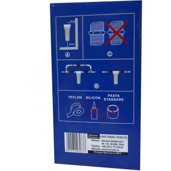 Corp filtru apa aqua(1*10 inch), Honest #3