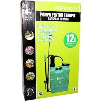 Pompa de stropit (12 L), Honest #2