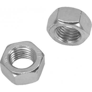 Piulita zincata DIN 934(8 mm),100 buc Honest