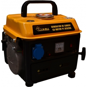 Generator de curent Honest, ST700, monofazic, putere 0.7 kW, benzina, putere motor 0.95 Cp, tensiune 220 V, pornire manuala #2
