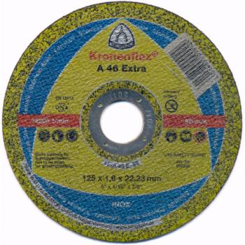 Disc abraziv Klingspor A46 extra(125*1.6 mm), Honest #2