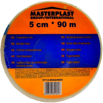 Banda adeziva gipscarton(90*50 mm), Honest