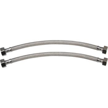 Racord flexibil interior-interior protectie PVC(1/2 -3/8 inch), 50 cm, Honest
