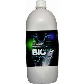 Ingrasamant lichid  Bio, stimuleaza cresterea si inflorirea,  cu aplicare foliara, Bioleafz, 1L, Wise Use