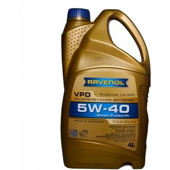 Ulei VPD 5W-40(4 L)