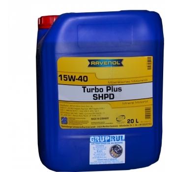Ulei Turbo Plus SHPD 15W-40