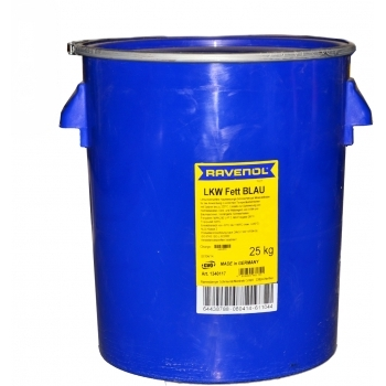 LKW Fett Blau(25 kg)