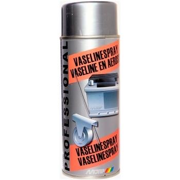 Spray vaseline