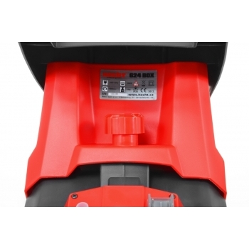 Tocator pentru crengi electric HECHT 624 Box 2500 W, diametru lemn 4 cm #2