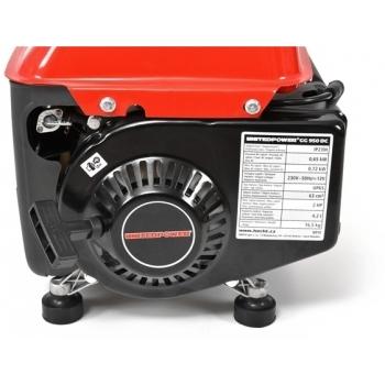Generator de curent Hecht Nordex, GG 950 DC, monofazic, putere 0.72 kW, benzina, putere motor 2 Cp, tensiune 230 V, pornire manuala #4