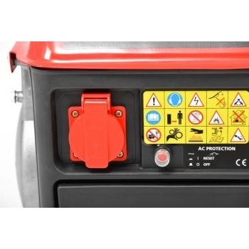 Generator de curent Hecht Nordex, GG 950 DC, monofazic, putere 0.72 kW, benzina, putere motor 2 Cp, tensiune 230 V, pornire manuala #2