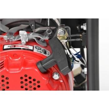 Generator de curent Hecht Nordex, GG 1300, monofazic, putere 1.1 kW, benzina, putere motor 2.4 Cp, tensiune 230 V, pornire manuala #3