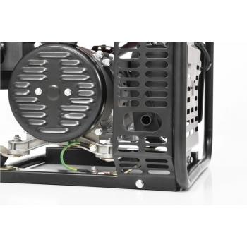 Generator de curent Hecht Nordex, GG 1300, monofazic, putere 1.1 kW, benzina, putere motor 2.4 Cp, tensiune 230 V, pornire manuala #4