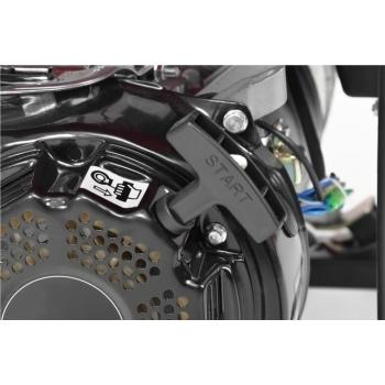 Generator de curent Hecht Nordex, GG 3300, monofazic, putere 3.0 kW, benzina, putere motor 7 Cp, tensiune 230 V, pornire manuala #4