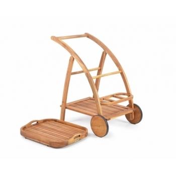Carucior Hecht S Trolley, lemn, Hecht #2