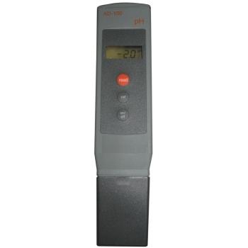 pH meter in solutie (100)