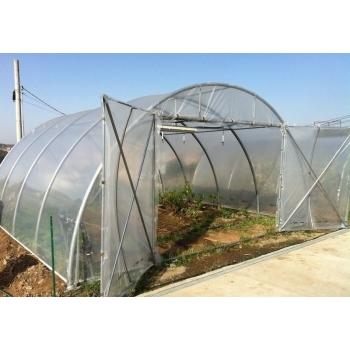 Solar tunel 6x16 m folie dubla inflata #2