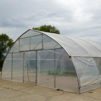 Solar gotic 10x50 m, folie dubla inflata