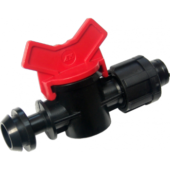 Minivana pentru tub (16 mm) cu garnitura Grommet, Palaplast