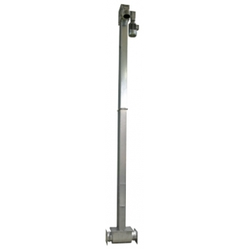 Elevator cu lant cu inaltime de 14.2 m