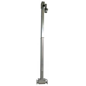 Elevator cu lant cu inaltime de 16.2 m