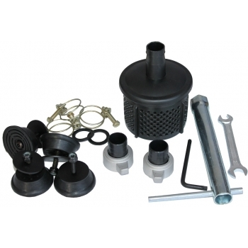 Motopompa SCWP 25, Apa curata, 3 CP, 6 mc/h, La sfoara, Senci #3