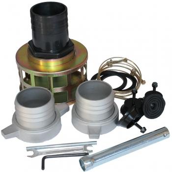 Motopompa SCWP 80E, Apa curata, 7.5 CP, 60 mc/h, La cheie, Senci #3