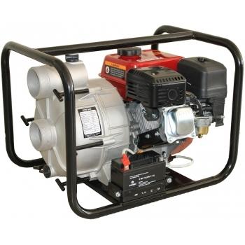 Motopompa SCWT 80E, Apa murdara, 7.5 CP, 65 mc/h, La sfoara, Senci