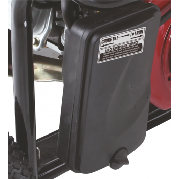 Generator de curent Senci, SC 5000, monofazic, putere 4.5 kW, benzina, putere motor 11 Cp, tensiune 230 V, pornire manuala, AVR inclus #7